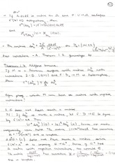 Reimann Surface Notes