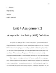Unit 4Assignment 2 Microsoft Environment Analysis 2.docx