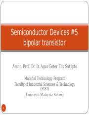 Semiconductor devices 5.ppt