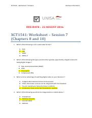 WORKSHEET+-+SESSION+7+-+Answers