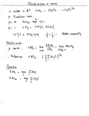 Handwritten Lectures Notes 1