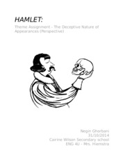 eng4u hamlet essay topics Essays and criticism on william shakespeare's hamlet - suggested essay topics.