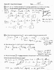 Worksheet 15 Solution
