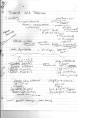 Psych 290 Class Notes 5