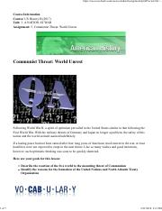 5. Communist Threat World Unrest.pdf