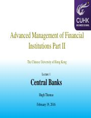 MSc in Finance Lecture 1 Central Banking.pdf