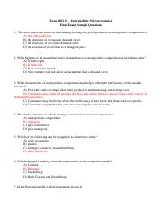Econ 4001 Final_Sample with Ans.pdf