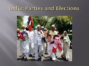 PS412-India 2-Elections and Parties