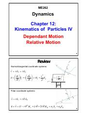 Chapter 12 - Kinematics of Particles IV_V01