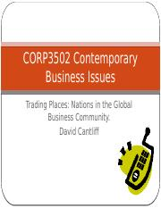 CORP3502 Week 4 Trading Places(3).pptx