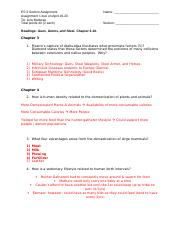 ES3_Assignment2 Solutions.doc