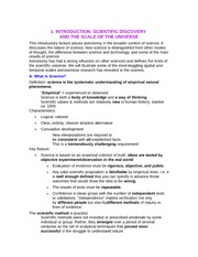 astronomy study guide 1