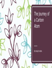 2.06 Journey of a Carbon Atom.pptx