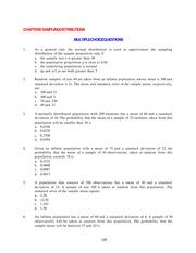 why is the central limit theorem clt important in a study of statistics Central limit theorem: it is one of the important probability theorems which states that given a sufficiently large sample size from a population with a finite level of variance, the mean of all samples from the same population will be approximately equal to the mean of the population.
