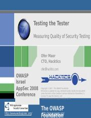 OWASP_IL_2008_Ofer_Maor_Testing_The_Tester (1).ppt