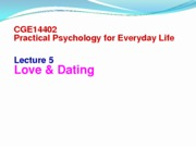 L5_Love & Dating(Student)