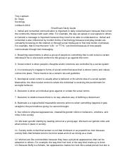 Sociology_ Final Exam Study Guide.docx