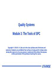 Quality Systems_Module 4_DFSS