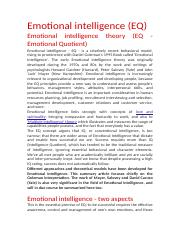 Emotional intelligence.docx