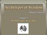 Intro DL JSR Power Point Chapter5 Plato
