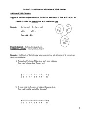 Ch3 Notes (F09)