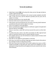 Terms and Conditions ( HBL DebitCard Consumer Promotion).pdf