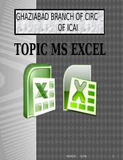 ms excel ppt.pptx