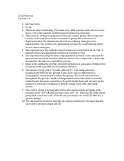 hlt 362v exercise 16 Follow this link to get the tutorials contact us at: support@wiseamericanus hlt362v 1- the researchers analyzed the data they.