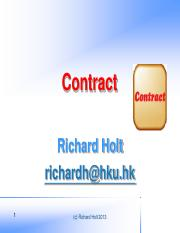 essay question mistake in contract law