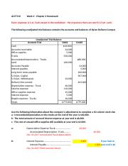 what is an adjusted trial balance