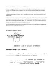 notice of delinquency and sale of stock complete.docx