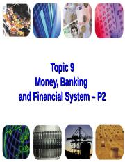 ECON9-Money, Banking and Fin.system_ p2