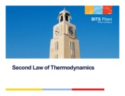 thermodynamics lecture 15 and 16