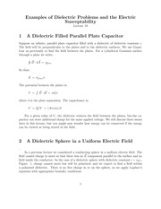 Lecture 10 on Introduction to Classical Electrodynamics