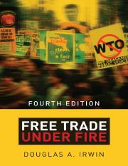Free Trade under Fire - Douglas A. Irwin.pdf