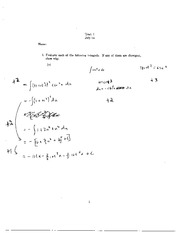 Text 1 Exam and Solutions
