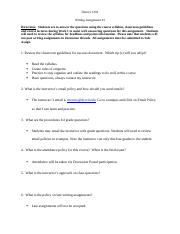 HIST 1301 Online Writing Assignment 1.docx