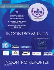Incontro Reporter Edition 1 (Newsletter).pdf