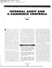 Internal audit and e-commerce controls.pdf