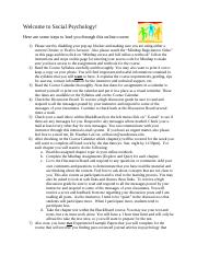 Read me first- Social Psychology Online(2).docx
