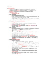 Printables Section 10-2 Cell Division Worksheet Answers complications in replication due to 2 key factors o parental other related materials