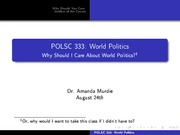 World_Politics_Lecture_Slides_August_24th