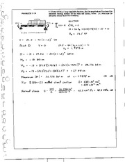 601_Mechanics Homework Mechanics of Materials Solution