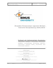 proposal thesis binus