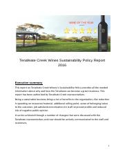 Sustainability policy report.docx