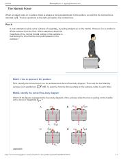 MasteringPhysics_ 4 - Applying Newton's Laws - The Normal Force.pdf