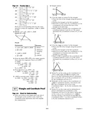 Pre-Calculus Homework Solutions 109