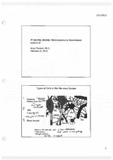 PY 355 Exam 2 Lecture Notes