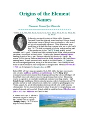 Origins of the Element Names_people