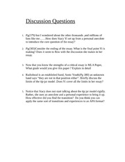 Discussion Questions2